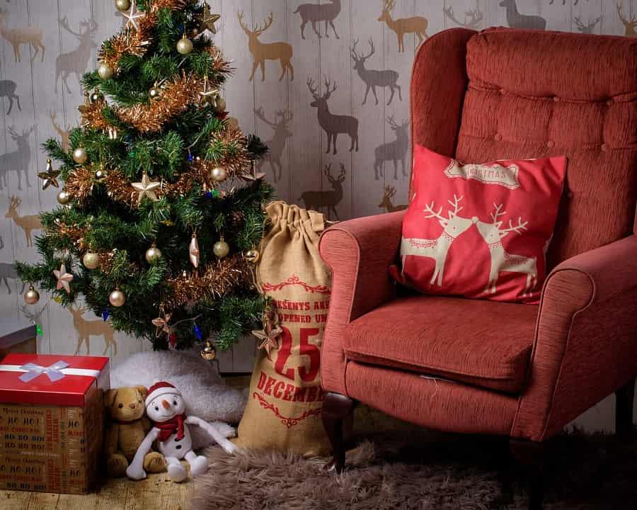 Karácsonyi lakásdekoráció az emlékezetes ünnepért