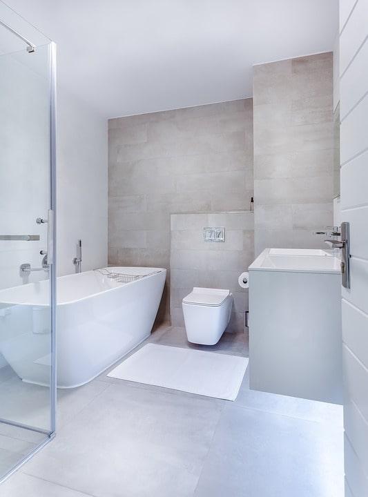 Ötletes fürdőszoba tippek jutányosan