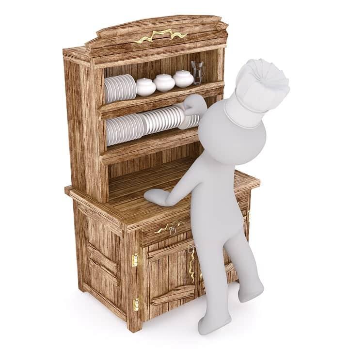 Hogyan illeszkedik a konyhaszekrény az európai stílusba?