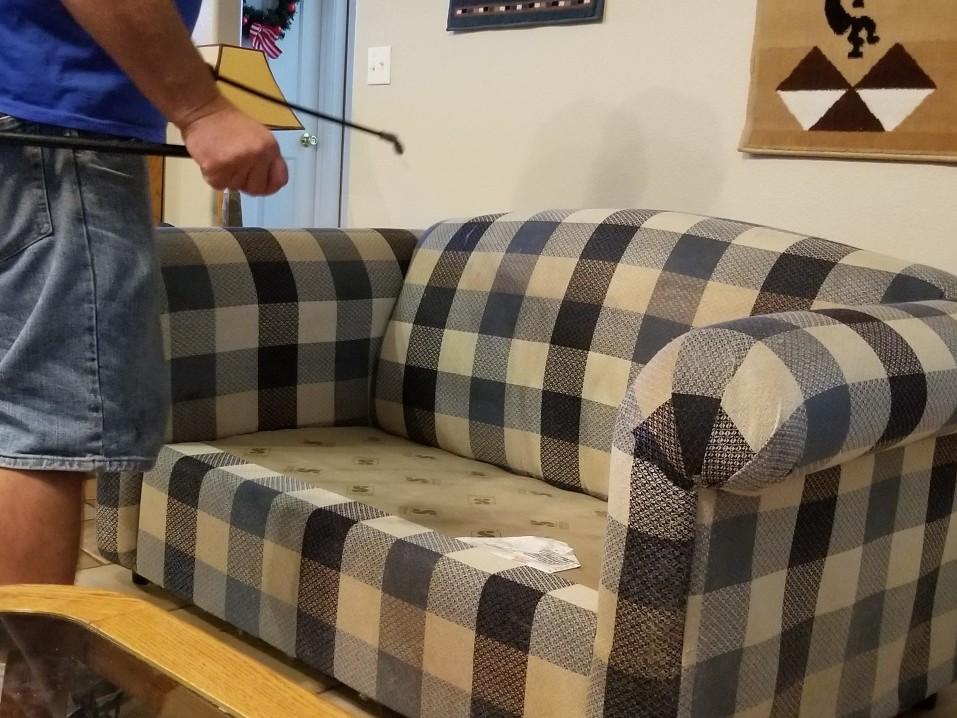 Bútor tisztítás