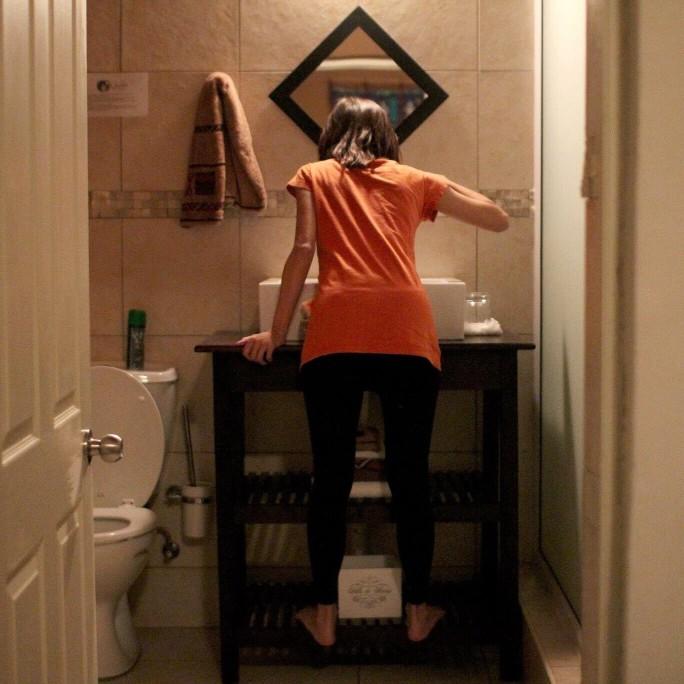 kreatív fürdőszobák