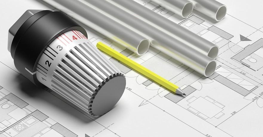 padlófűtés vagy radiátor fűtésrendszer megtervezése