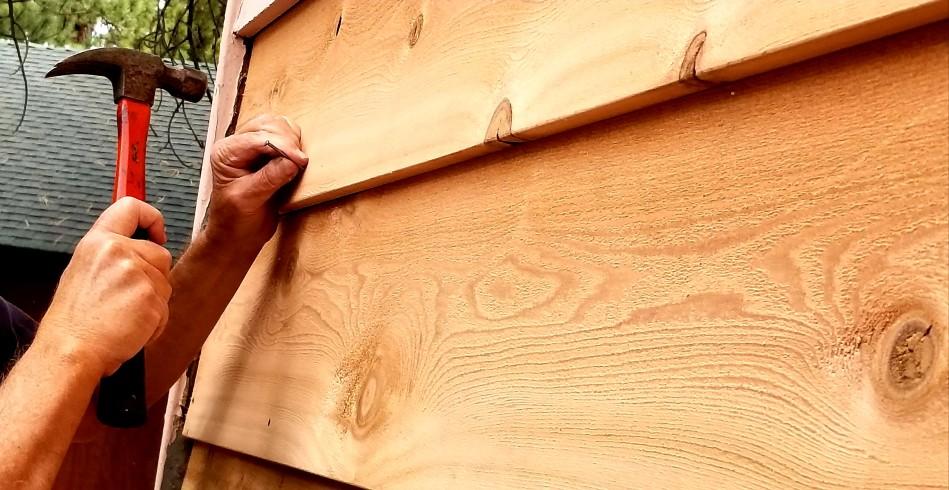 Kerti faház építése lépésről lépésre