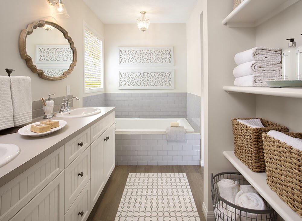 Polc ötletek fürdőszobába – Lássuk a lehetőségeket!