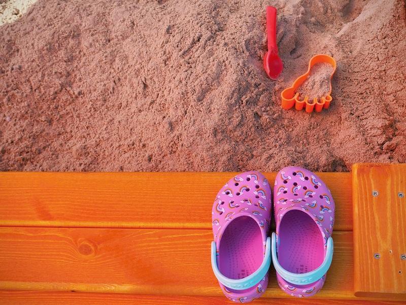 raklap homokozó