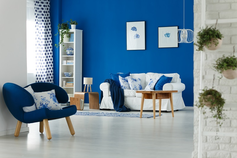 színes nappali ötlet