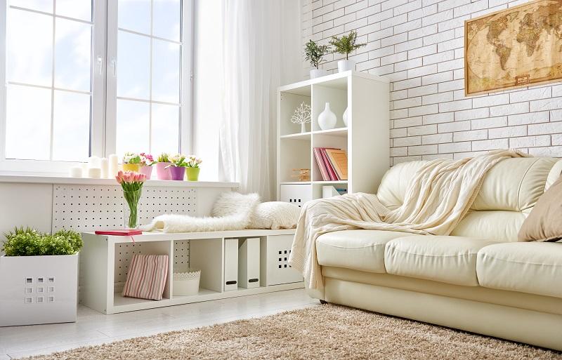 Nappali fal ötletek az otthonos és meghitt hangulatért