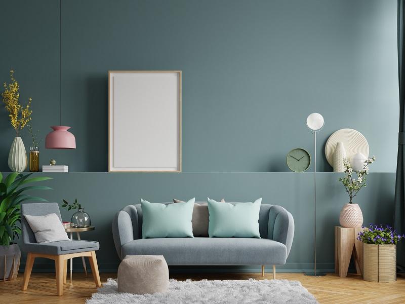 nappali fal szín