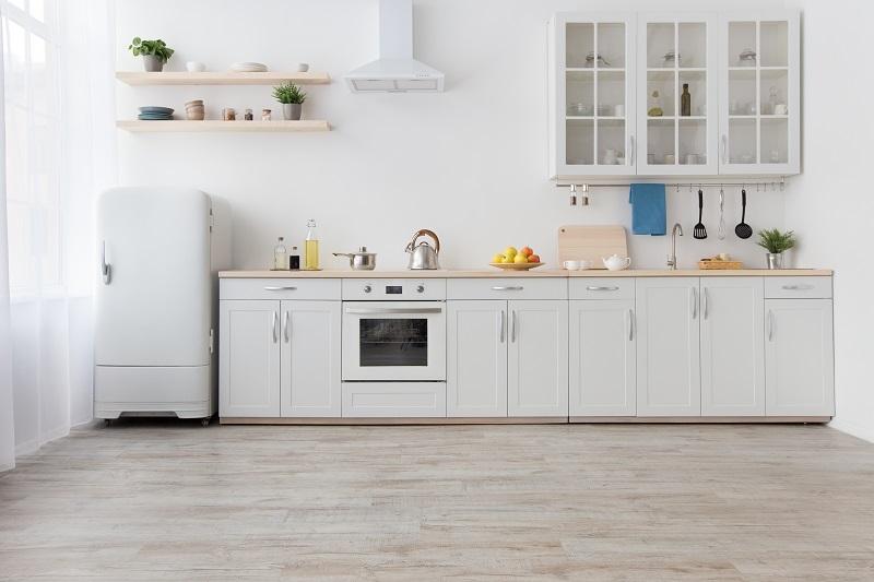 vinyl padló konyhába