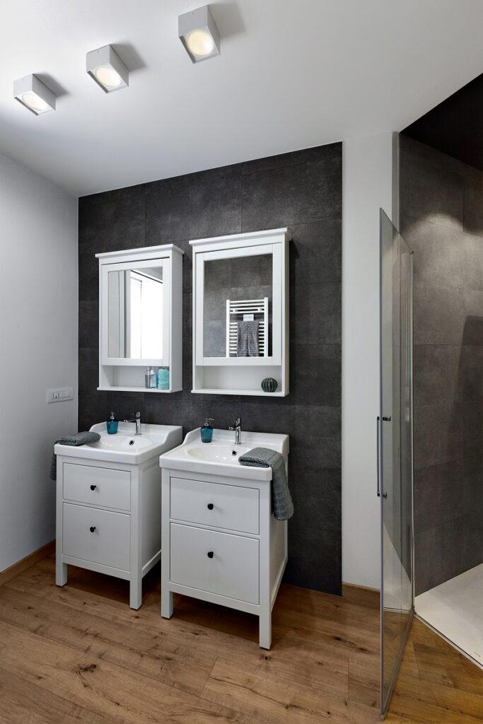 vinyl padlós fürdőszoba