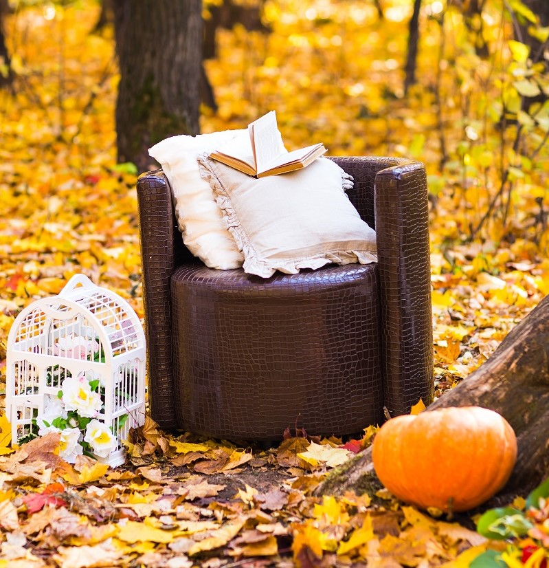 Lenyűgöző őszi dekorációk udvarra, kertbe